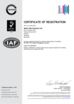 ISO-Certificate 9001:2015